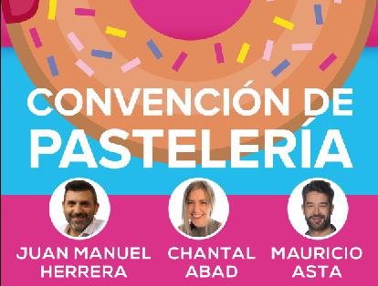 Convención de pastelería